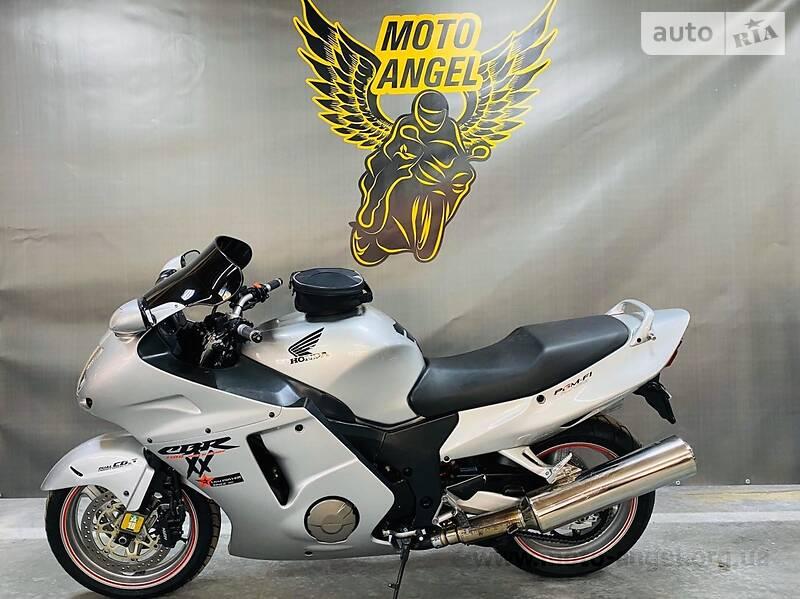 Мотоцикл Спорт-туризм Honda CBR 1100 2002 в Харкові