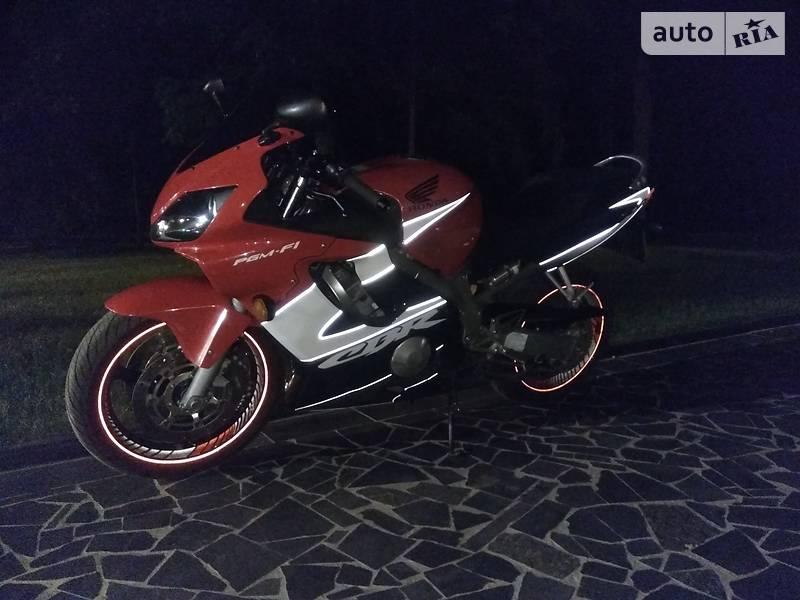 Мотоцикл Спорт-туризм Honda CBR 600 2002 в Харкові