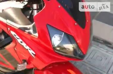 Мотоцикл Спорт-туризм Honda CBR 600 2001 в Голій Пристані