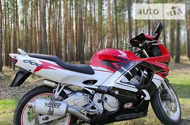 Мотоцикл Спорт-туризм Honda CBR 600 1997 в Новомосковську