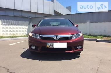 Honda Civic 2013 в Одессе