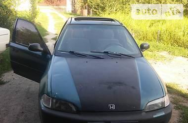 Honda Civic 1995 в Хмельницком