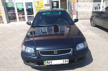 Honda Civic 1996 в Петропавловке