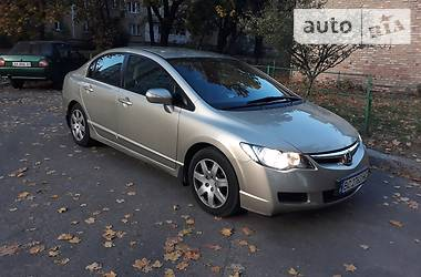 Honda Civic 2008 в Ромнах
