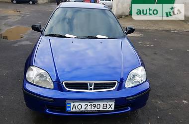 Honda Civic 1999 в Хусте