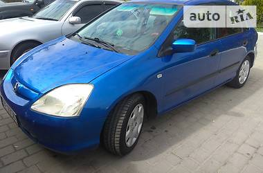 Honda Civic 2004 в Львове