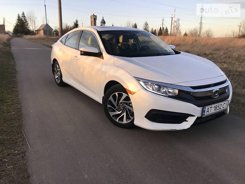 Honda Civic 2016 в Калуше