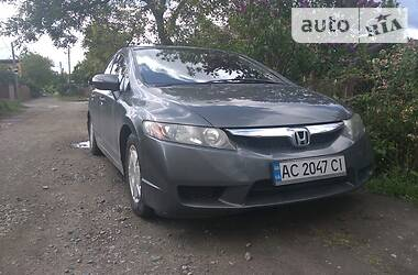 Honda Civic 2010 в Луцке