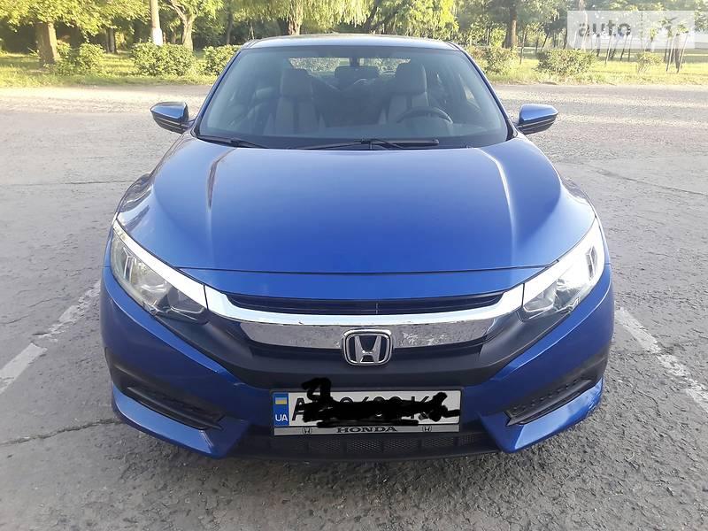 Купе Honda Civic 2016 в Кривому Розі