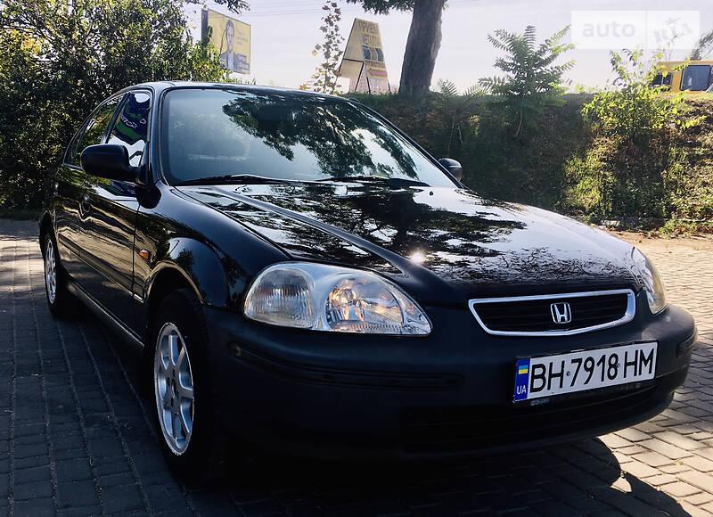 Honda Civic 1995 в Одесі