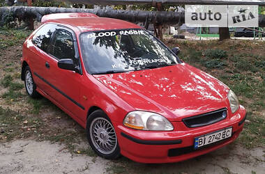 Honda Civic 1996 в Полтаве
