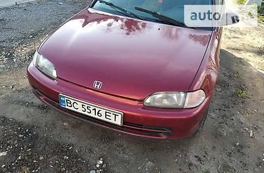 Honda Civic 1996 в Львові