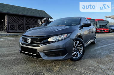 Honda Civic 2015 в Львові