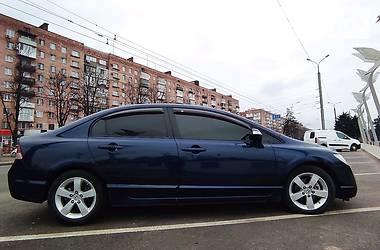 Седан Honda Civic 2006 в Мариуполе