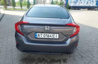 Седан Honda Civic 2018 в Івано-Франківську