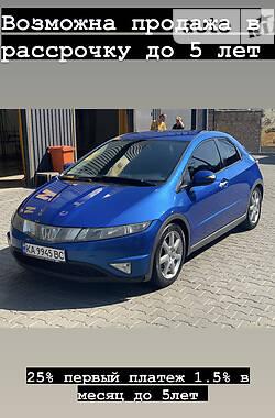 Хэтчбек Honda Civic 2007 в Киеве