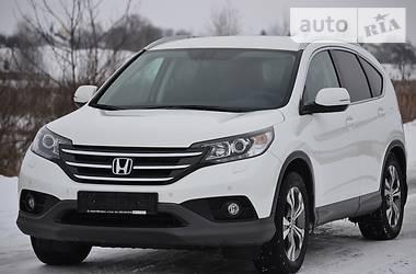 Honda CR-V GAZ IDEAL 2013