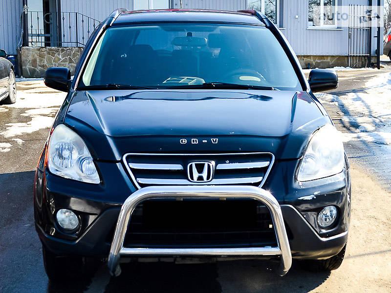 Honda CR-V 2006 року