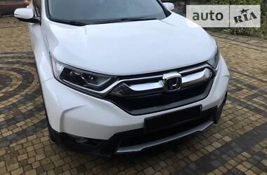 Внедорожник / Кроссовер Honda CR-V 2018 в Любомле