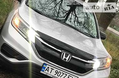 Honda CR-V 2016 в Івано-Франківську