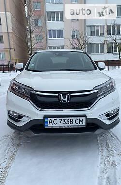 Honda CR-V 2016 в Луцке