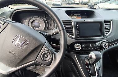 Позашляховик / Кросовер Honda CR-V 2015 в Рівному