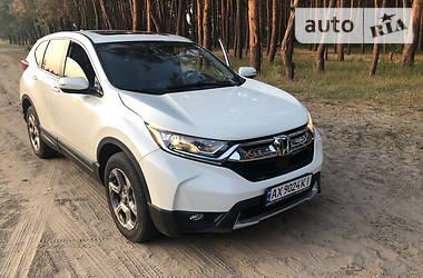 Внедорожник / Кроссовер Honda CR-V 2018 в Ужгороде