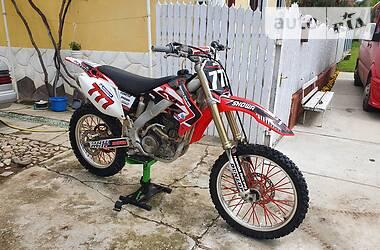 Мотоцикл Кросс Honda CRF 250 2007 в Берегово