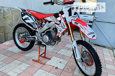 Мотоцикл Кросс Honda CRF 250 2011 в Харькове