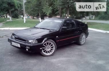 Honda CRX 1986 в Виннице