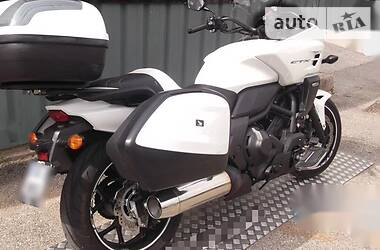 Мотоцикл Круизер Honda CTX 700 2015 в Днепре