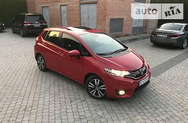 Honda FIT 2017 в Львове