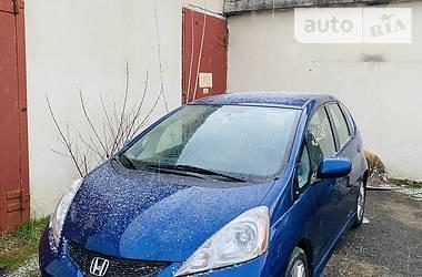 Honda FIT 2010 в Ивано-Франковске