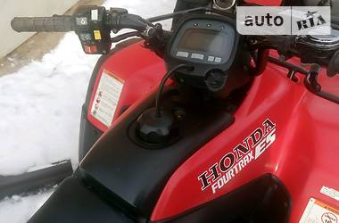 Honda FourTrax  2002