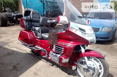 Honda Gold Wing 2000 в Шполе