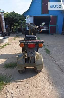 Скутер / Мотороллер Honda Gyro-x 2000 в Гайвороне