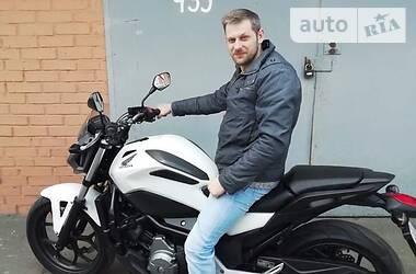 Мотоцикл Без обтікачів (Naked bike) Honda NC 750 2014 в Києві