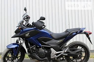Мотоцикл Спорт-туризм Honda NC 750 2014 в Белой Церкви