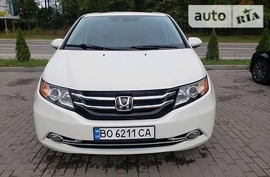 Honda Odyssey 2017 в Тернополе