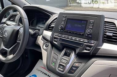 Минивэн Honda Odyssey 2019 в Львове