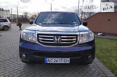 Honda Pilot 2012 в Луцке