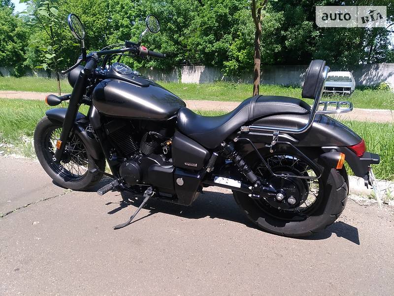Honda Shadow 750 Phantom 2014