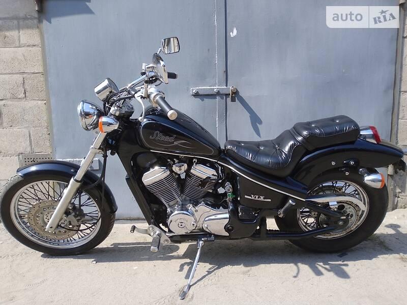 Honda Steed  600