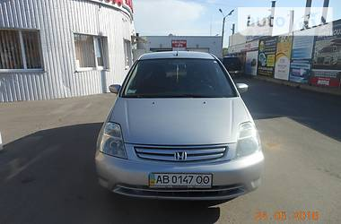 Honda Stream 2002 в Виннице