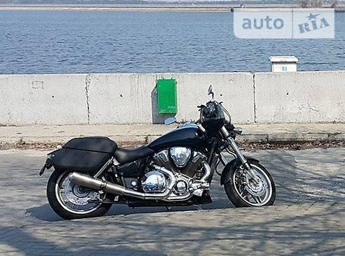 Мотоцикл Круізер Honda VTX 1800 2007 в Києві