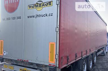 Humbaur HSA 2008 в Умані