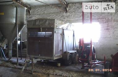 Humbaur Single 2000 в Тульчині