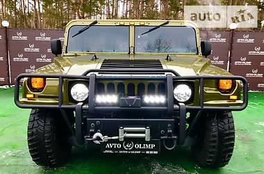 Hummer H1 1996 в Киеве
