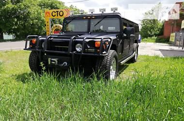Hummer H1 2001 в Первомайске