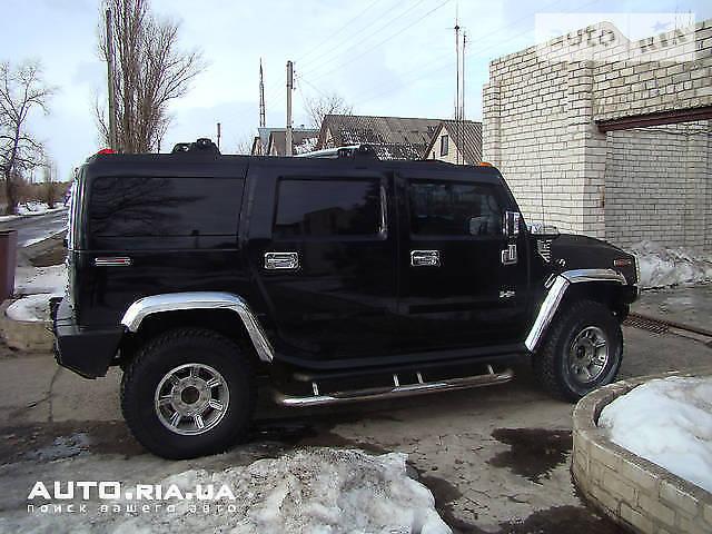 Hummer H2 2006 в Харкові